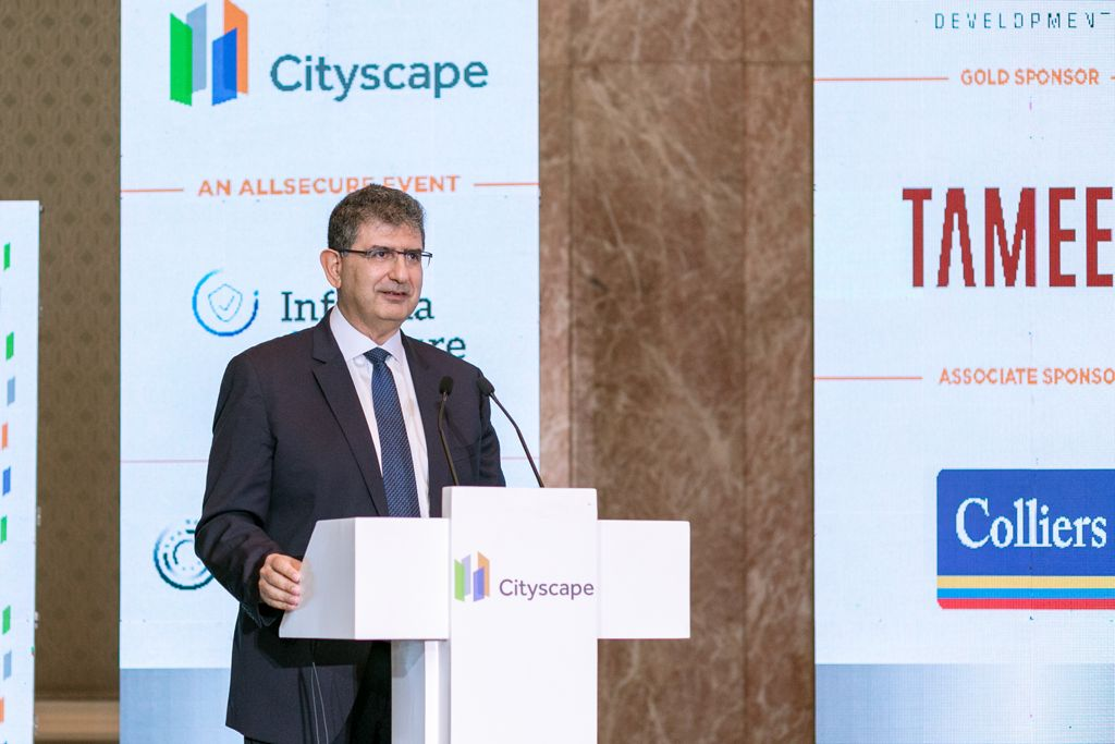 Antoine El Khoury, Managing Director of TAMEER